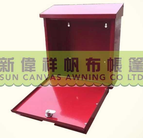 JHC-2060C-R,W_有鎖笑面信箱(紅色),(白色)4
